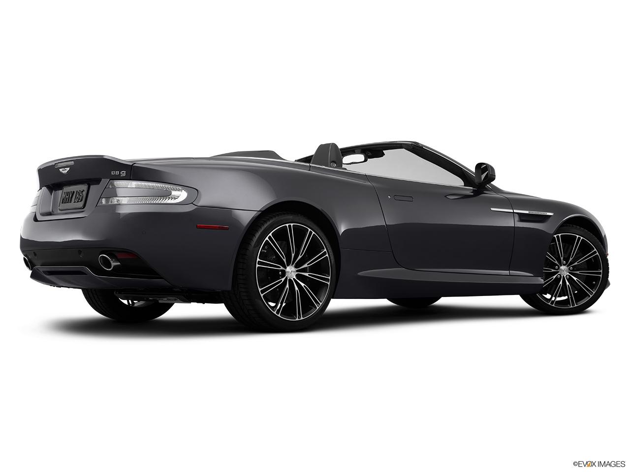 2014 Aston Martin Db9 Volante Automatic Low Wide Rear 5 8