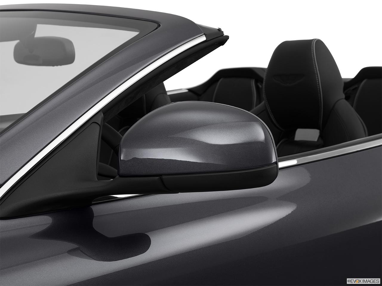 2014 Aston Martin Db9 Volante Automatic Driver S Side