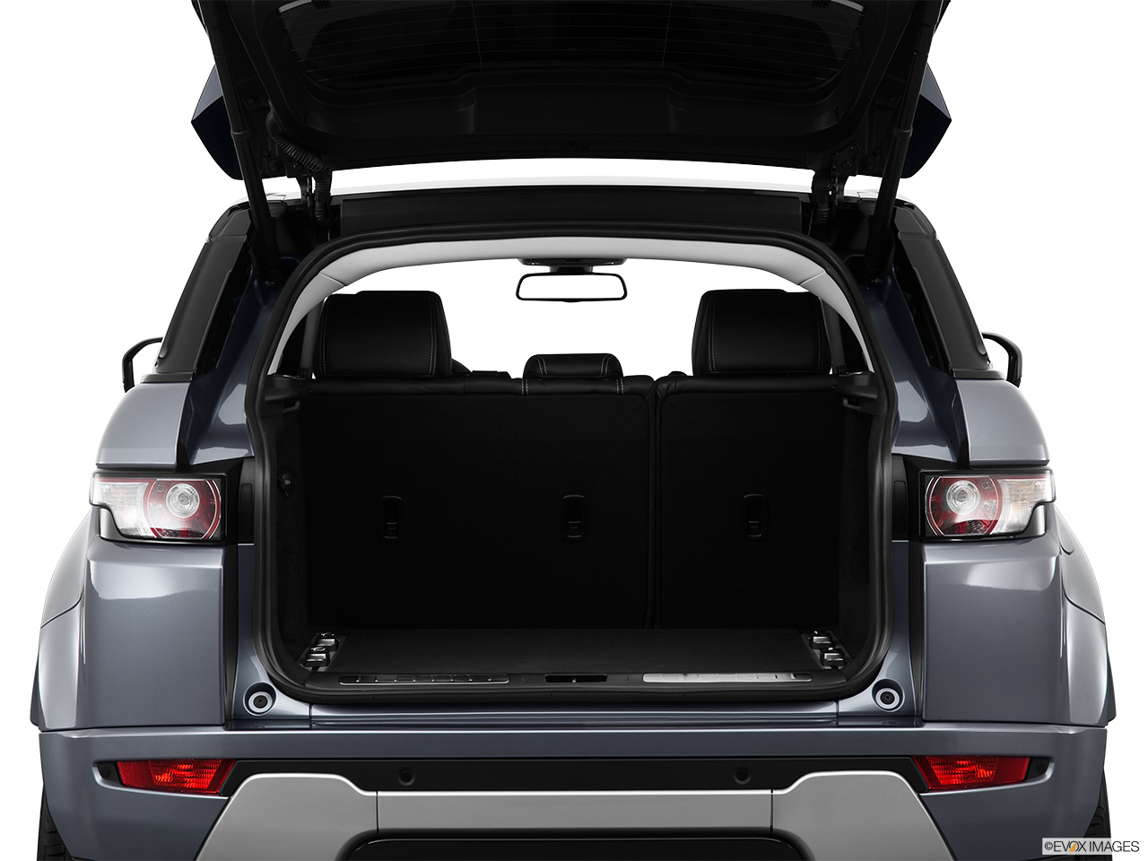 2014 land rover range rover evoque 5dr hatchback dynamic trunk open. Black Bedroom Furniture Sets. Home Design Ideas