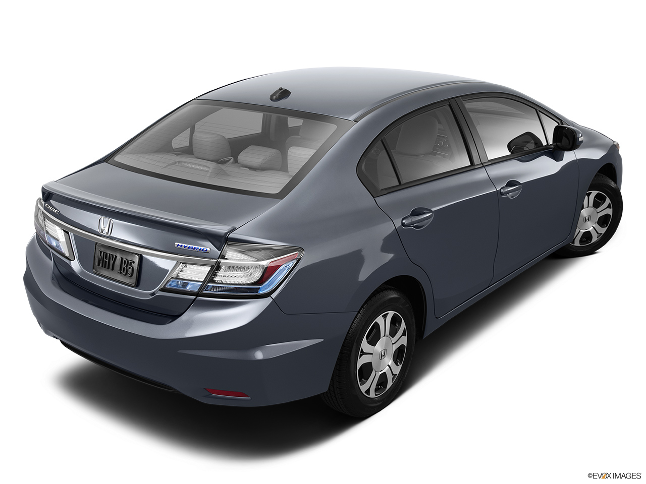 Honda Civic Hybrid Rear 2013 | Apps Directories