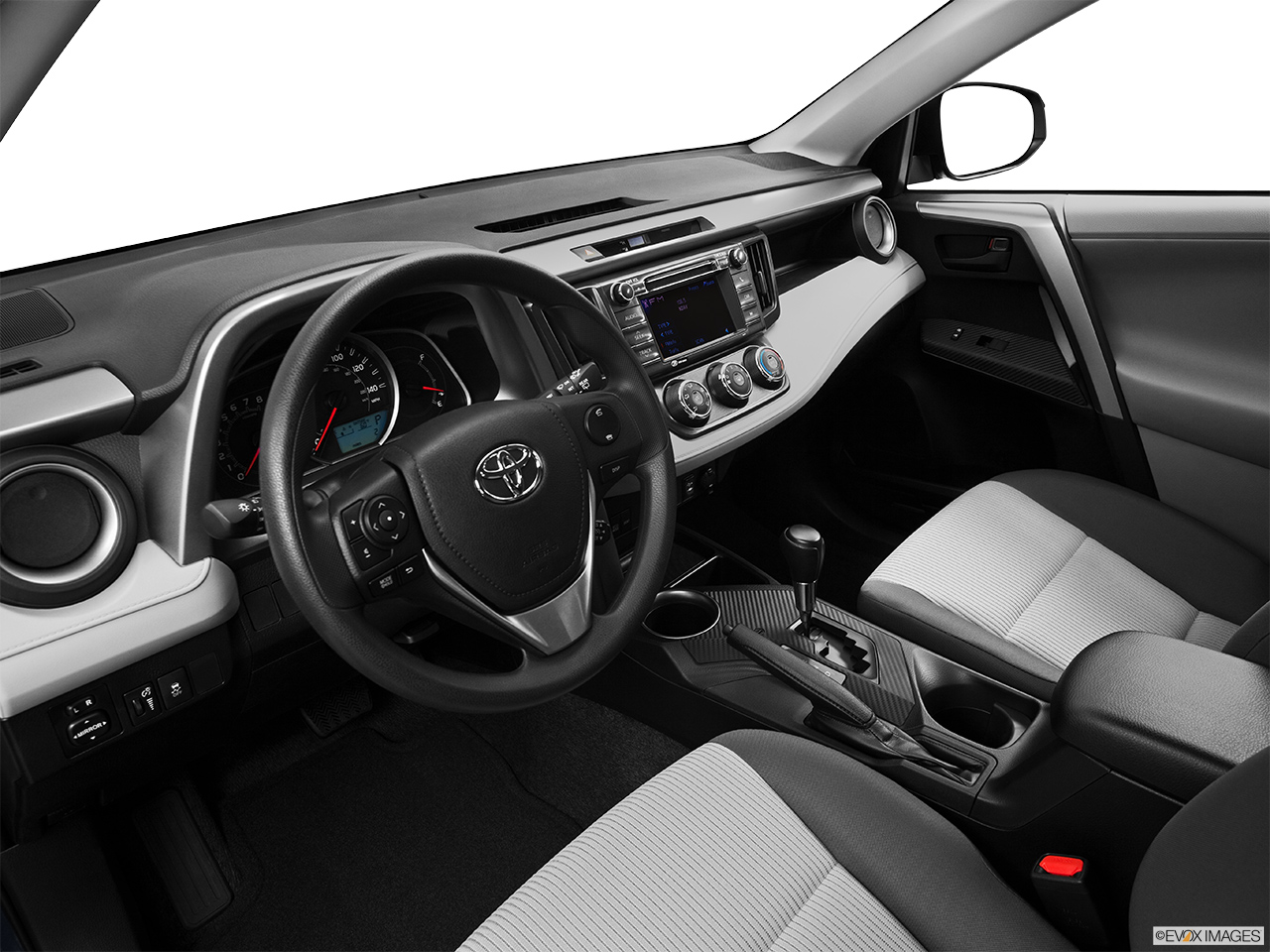 Perfect 2015 Toyota RAV4 AWD 4 Door LE   Interior Hero (driveru0027s Side) Awesome Design