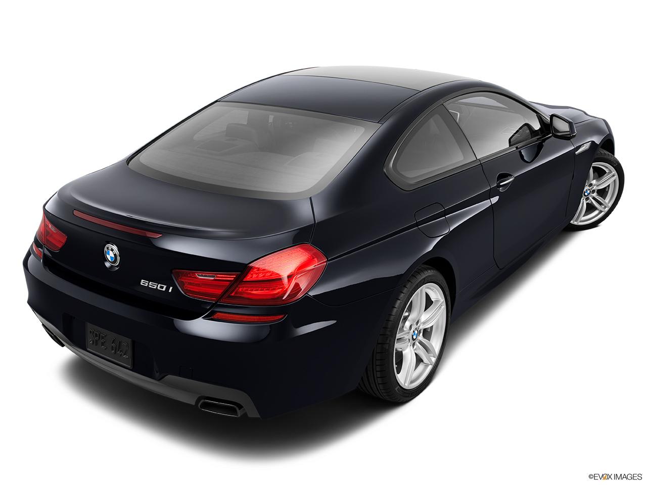 2015 Bmw 6 Series Coupe 640i Carnow Com
