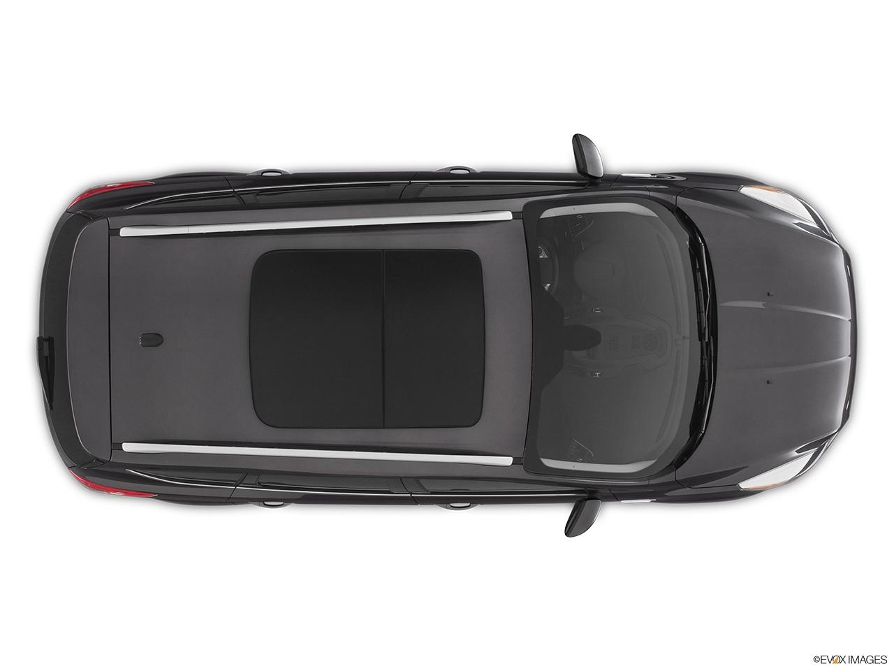Ford Escape Titanium >> 2015 Ford Escape 4WD 4 Door Titanium - Overhead