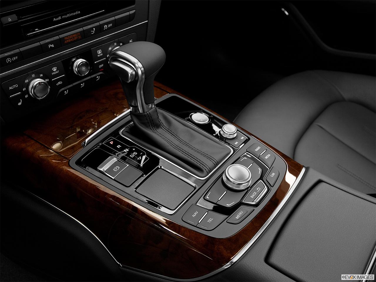 2014 Audi A7 4dr Hatchback Quattro 3 0 Premium Plus Gear