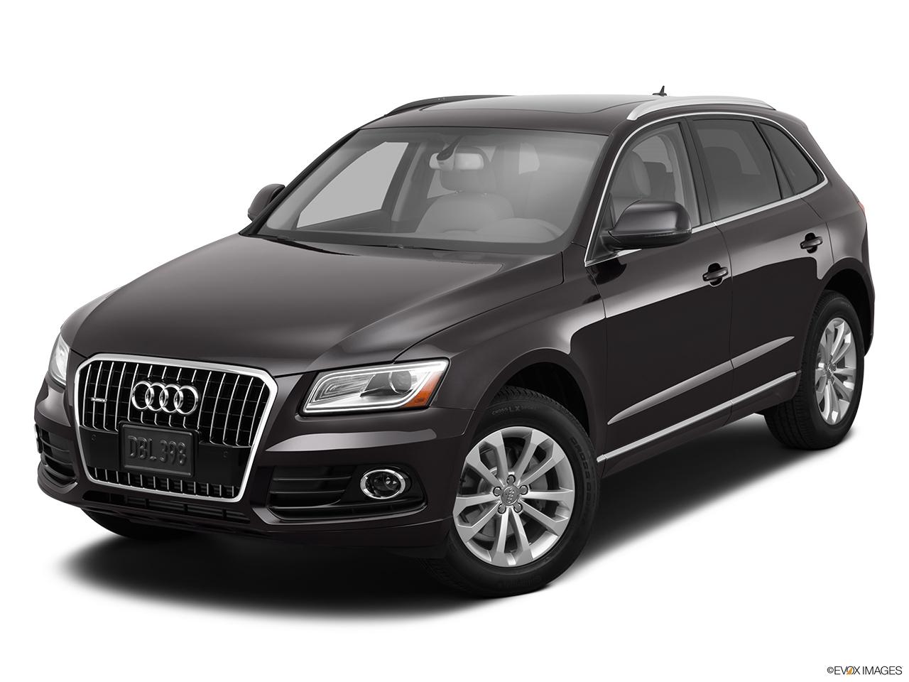 2014 audi q5 quattro 2 0t premium plus front angle view. Cars Review. Best American Auto & Cars Review