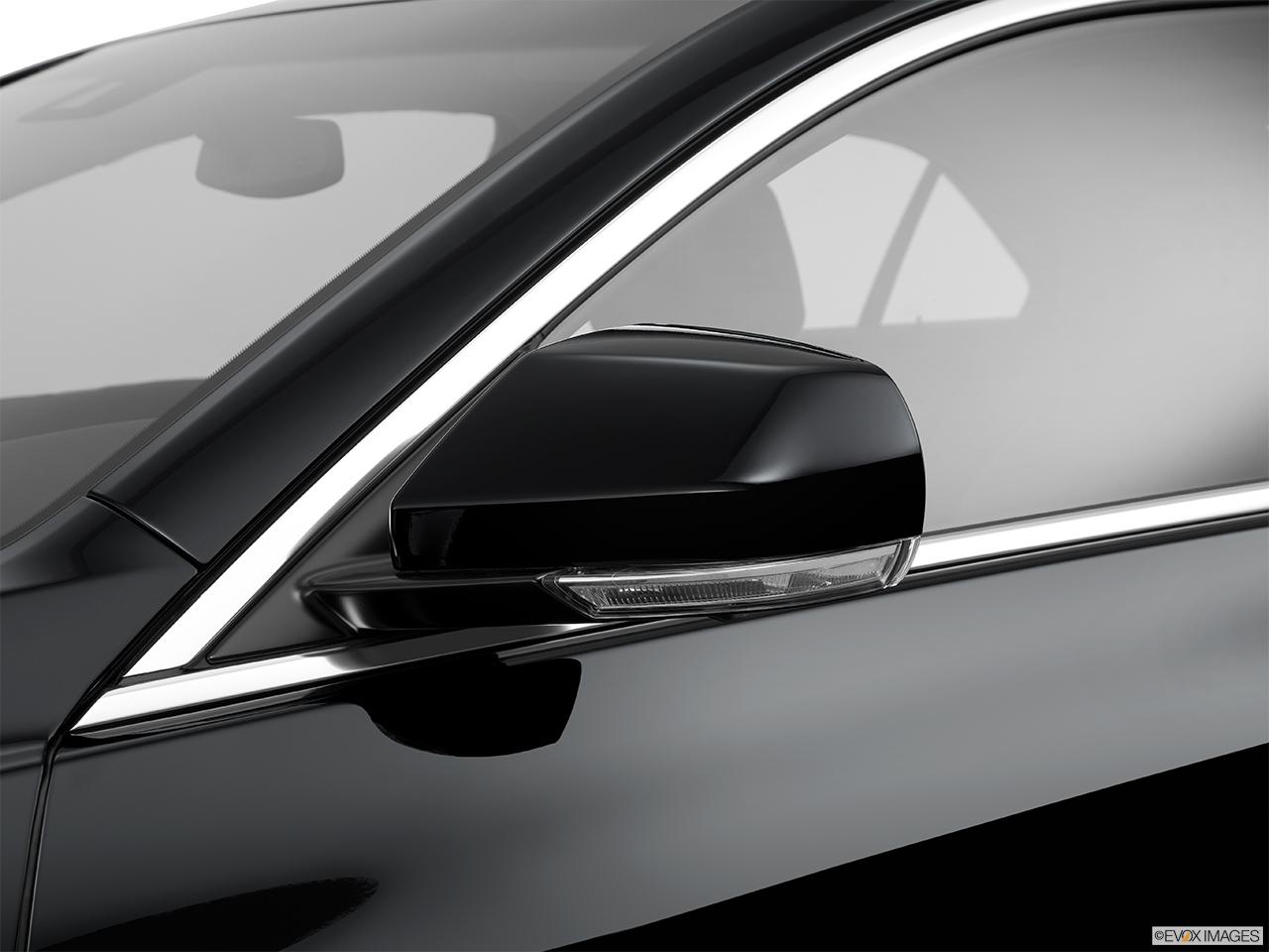 2014 Cadillac Ats Sedan 2 0l Standard Rwd Driver S Side