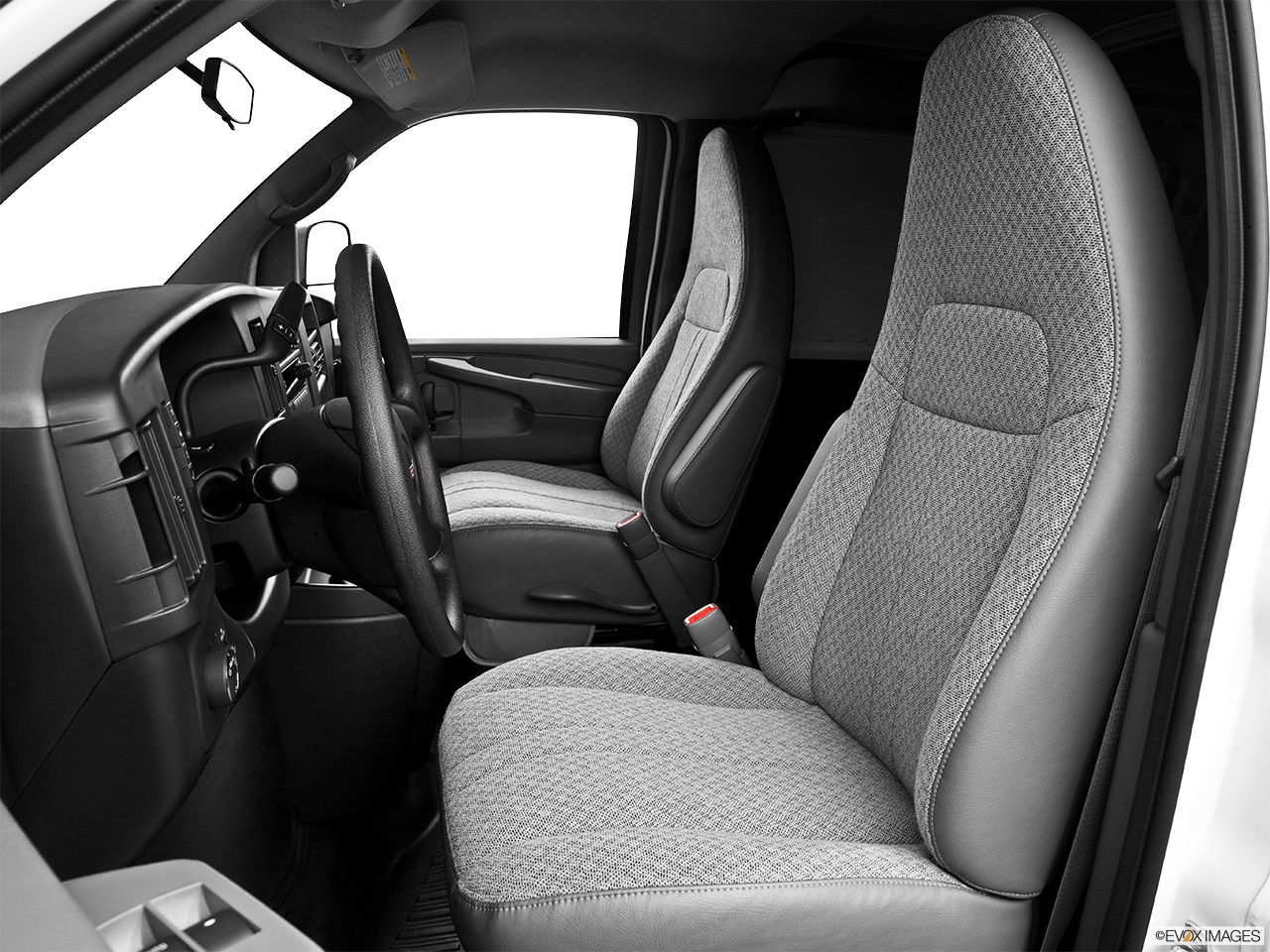 8919st1280051g 2014 gmc savana cargo van rwd 2500 155 upfitter front seats from drivers side sciox Images