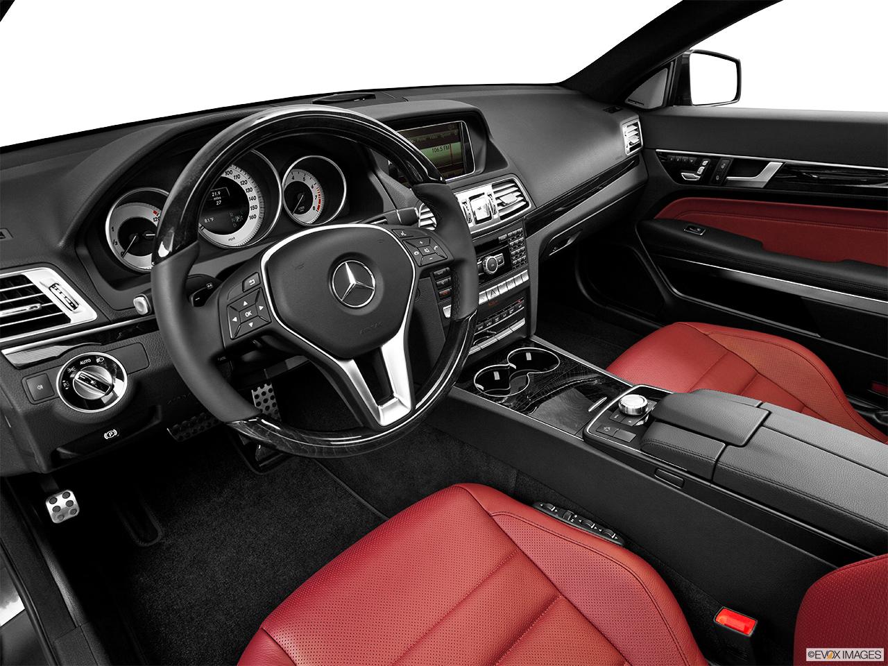 Mercedes e350 coupe autos post - Mercedes e coupe interior ...