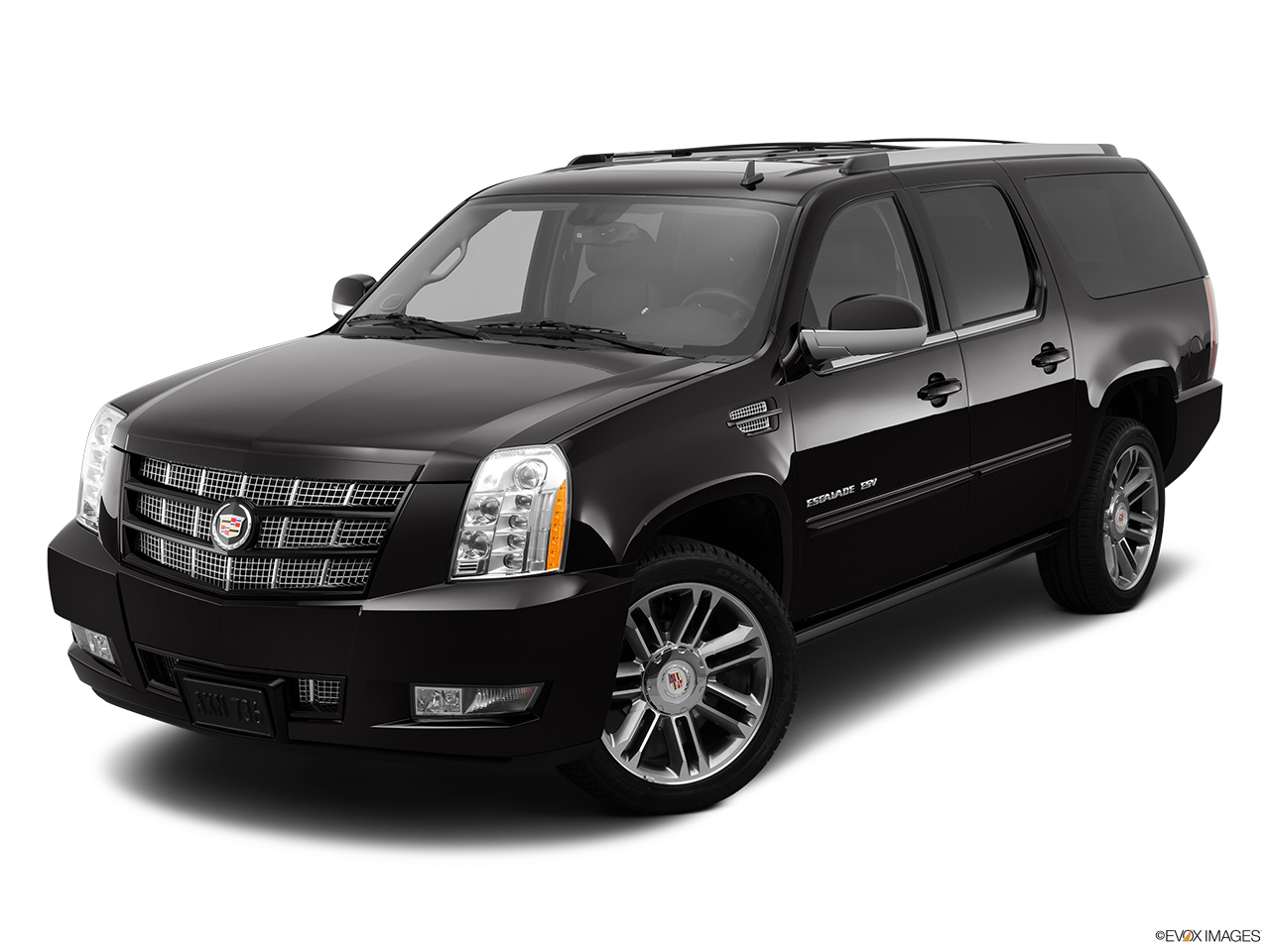 2014 cadillac escalade esv 2wd luxury front angle view. Cars Review. Best American Auto & Cars Review