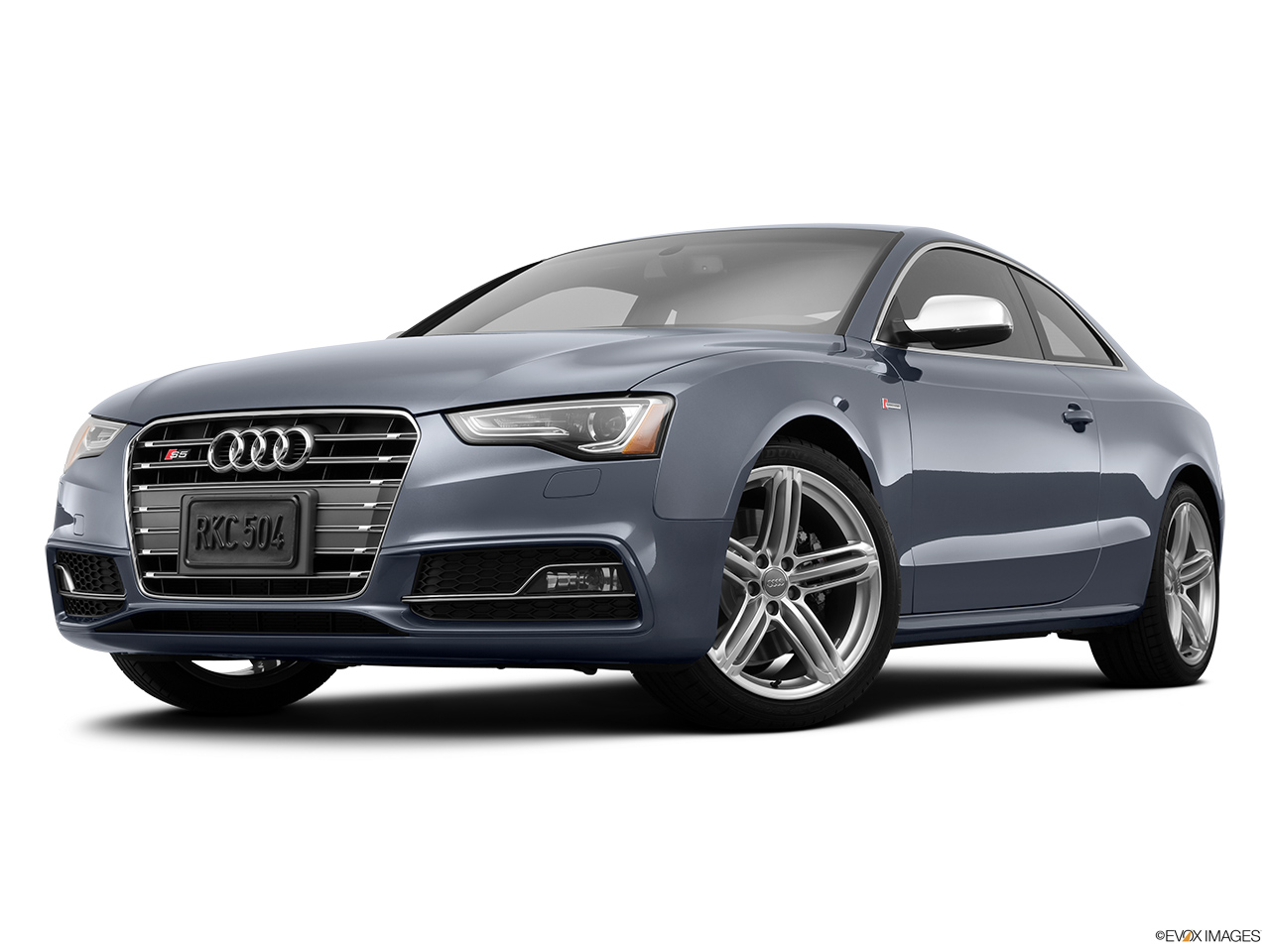 2016 Audi S5 Manual Premium Plus Coupe Front Angle View