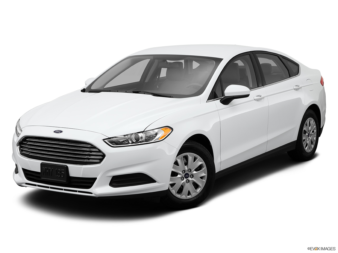 2014 Ford Fusion Sedan S Fwd