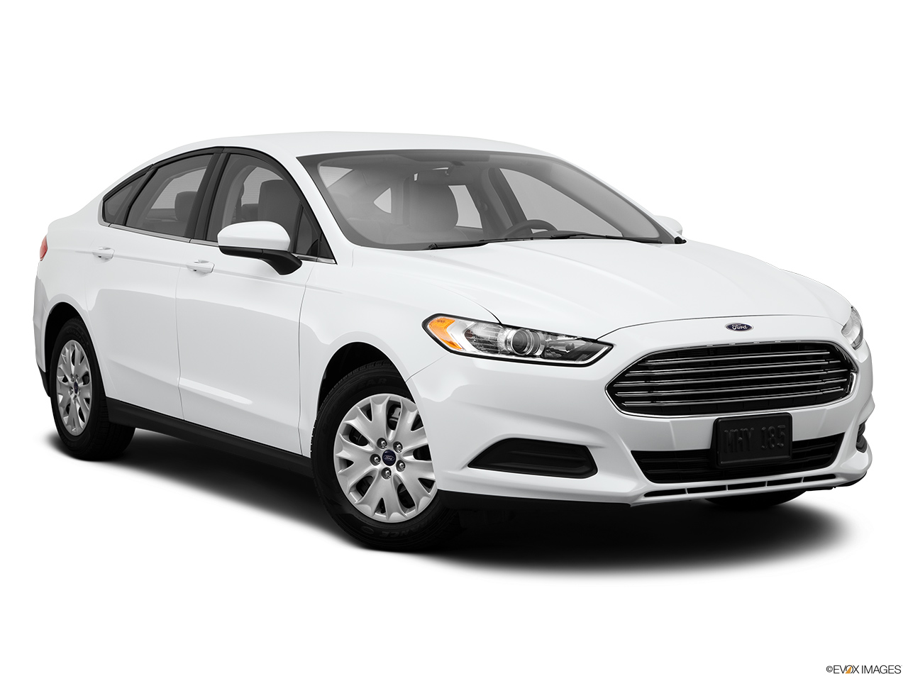 2014 ford fusion sedan s fwd for 2014 ford fusion exterior dimensions