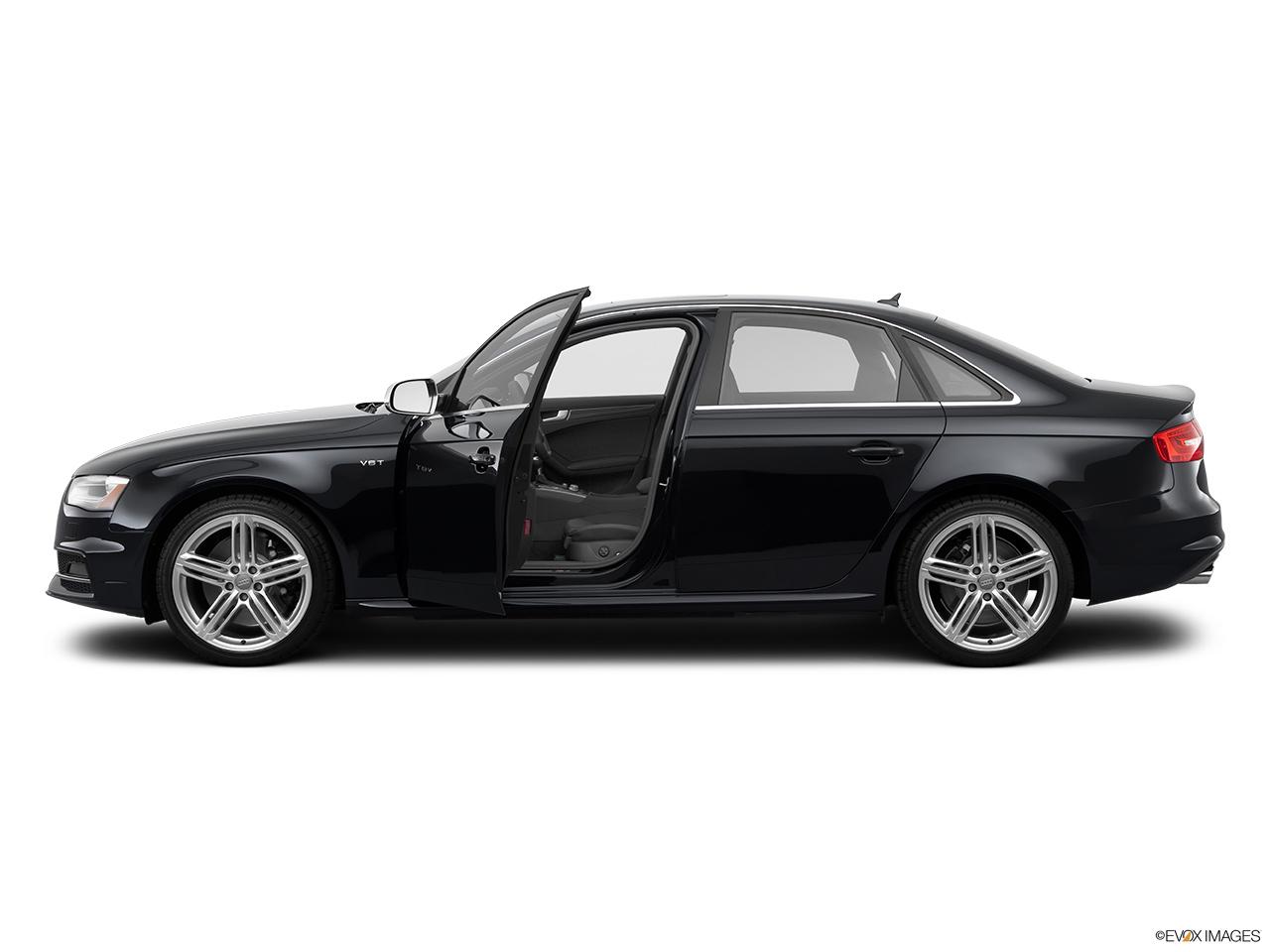 2015 Audi S4 Sedan Manual Premium Plus Driver S Side