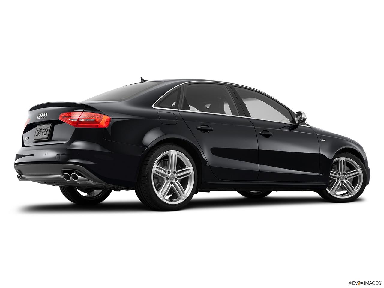 2015 Audi S4 Sedan Manual Prestige Low Wide Rear 5 8