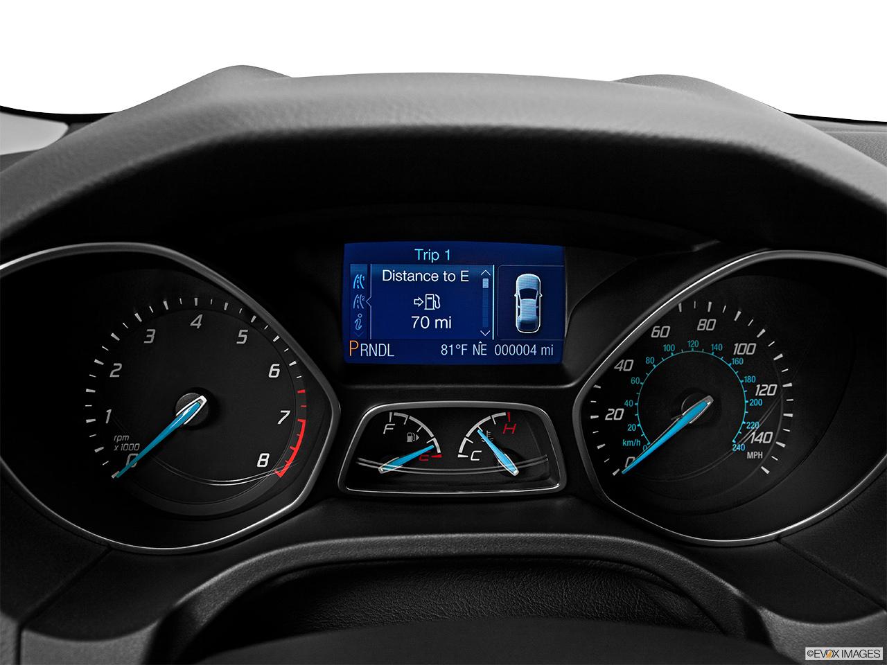 2015 Ford Focus 5dr Hatchback SE - Speedometer/tachometer