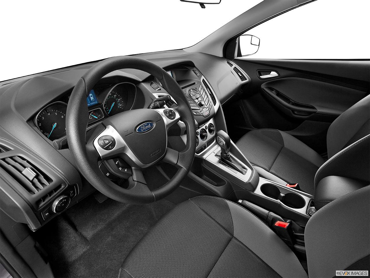2015 Ford Focus 5dr Hatchback SE