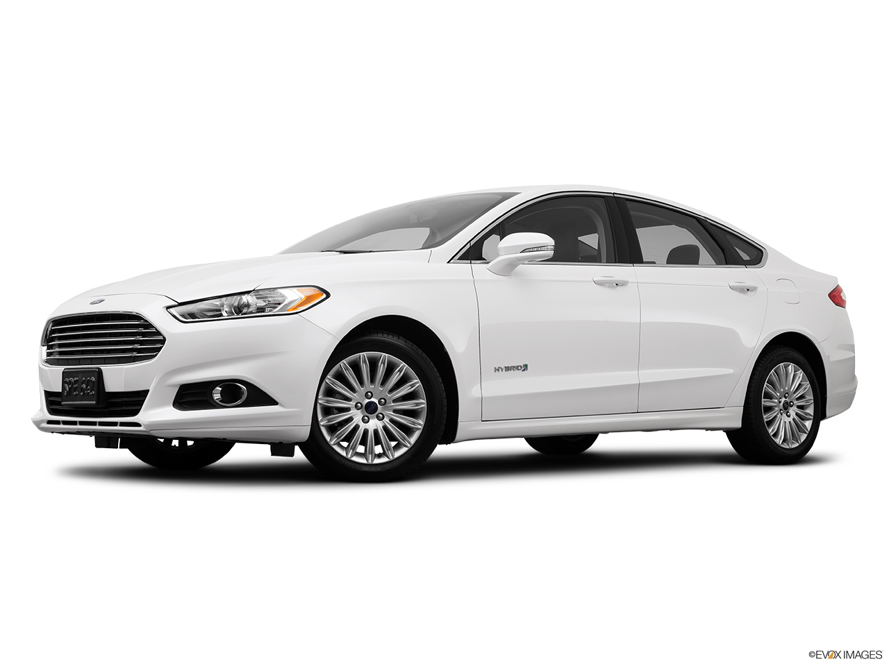 2014 Ford Fusion Sedan Titanium Hybrid Fwd