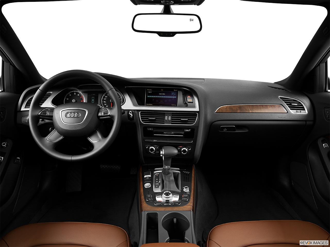 2014 Audi A4 Sedan Automatic Quattro 2 0t Premium