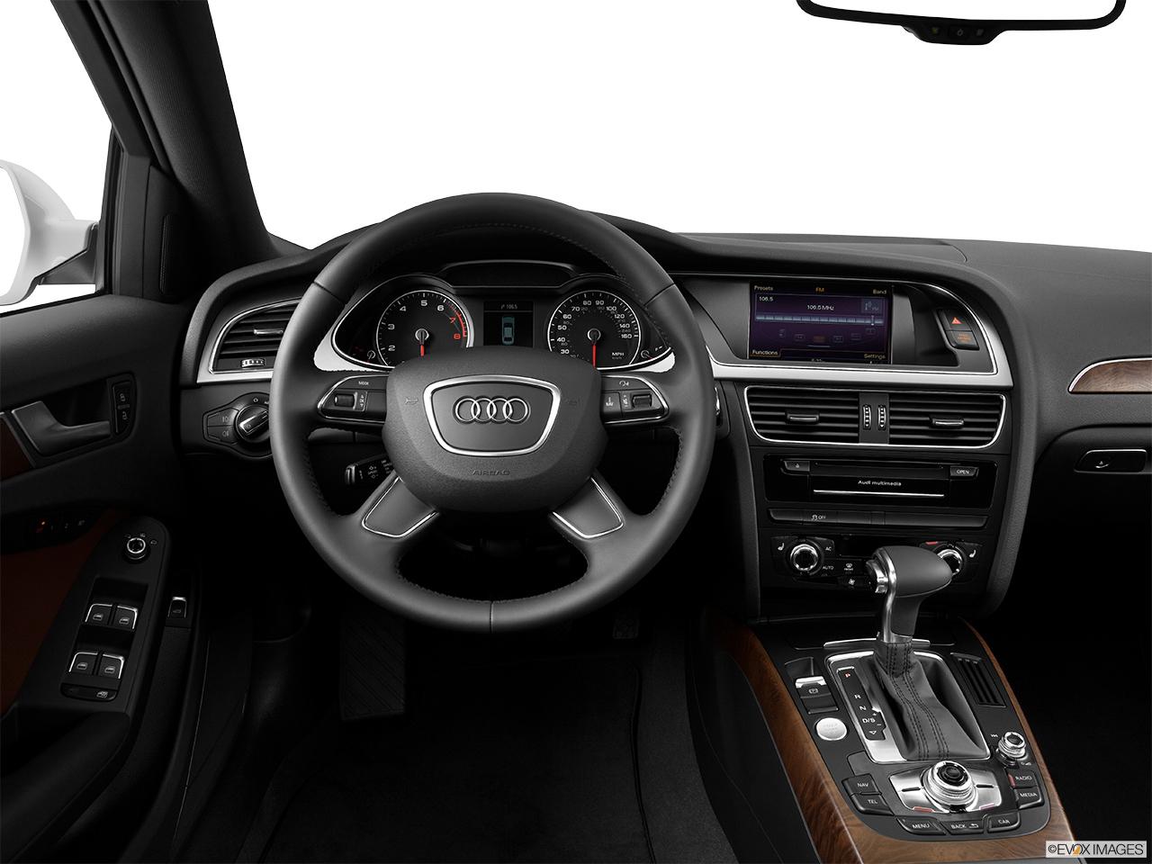 2014 Audi A4 Sedan Automatic Quattro 2 0t Premium Plus