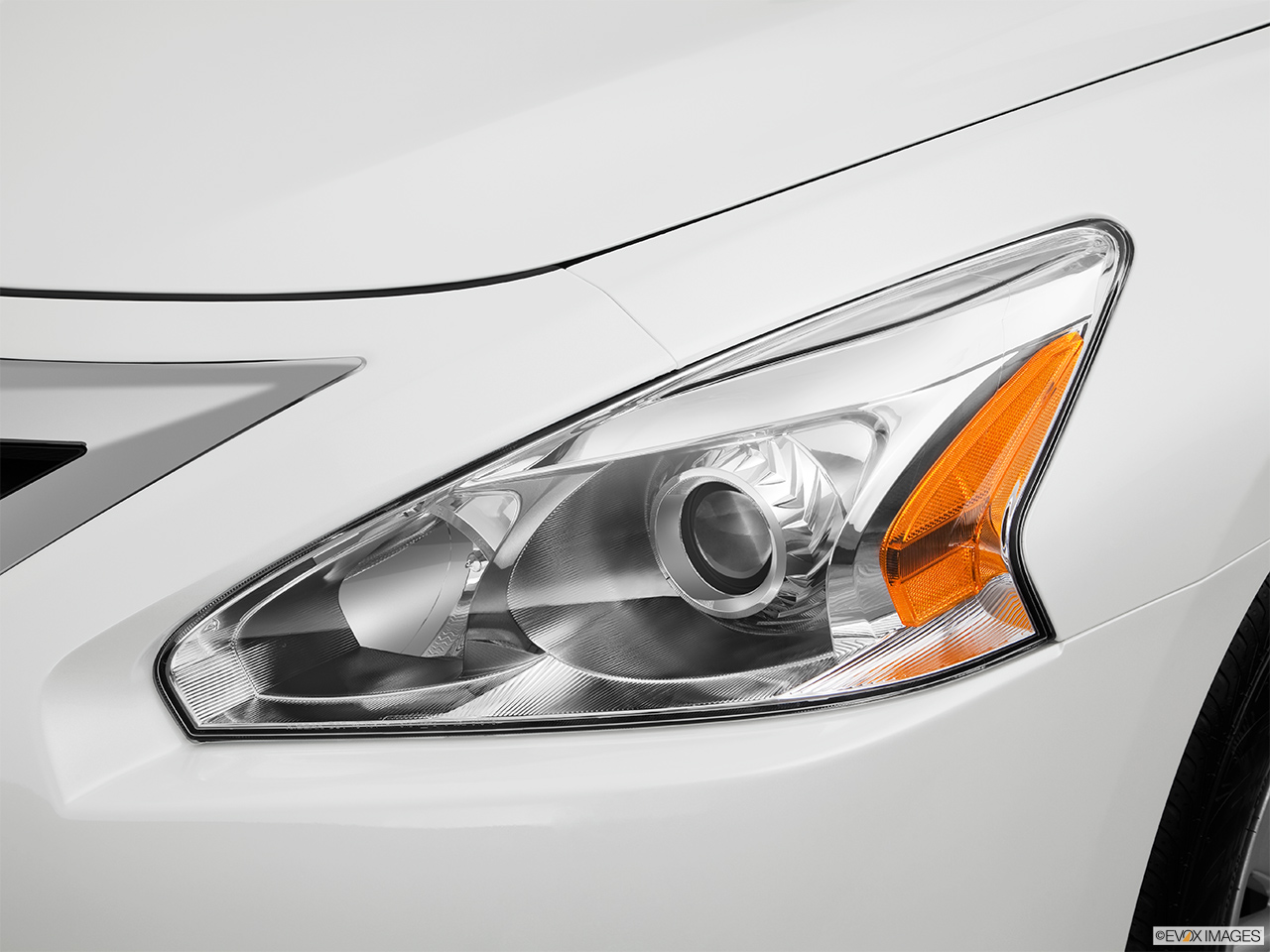 2014 Nissan Altima Sedan I4 2 5 Sv Drivers Side Headlight