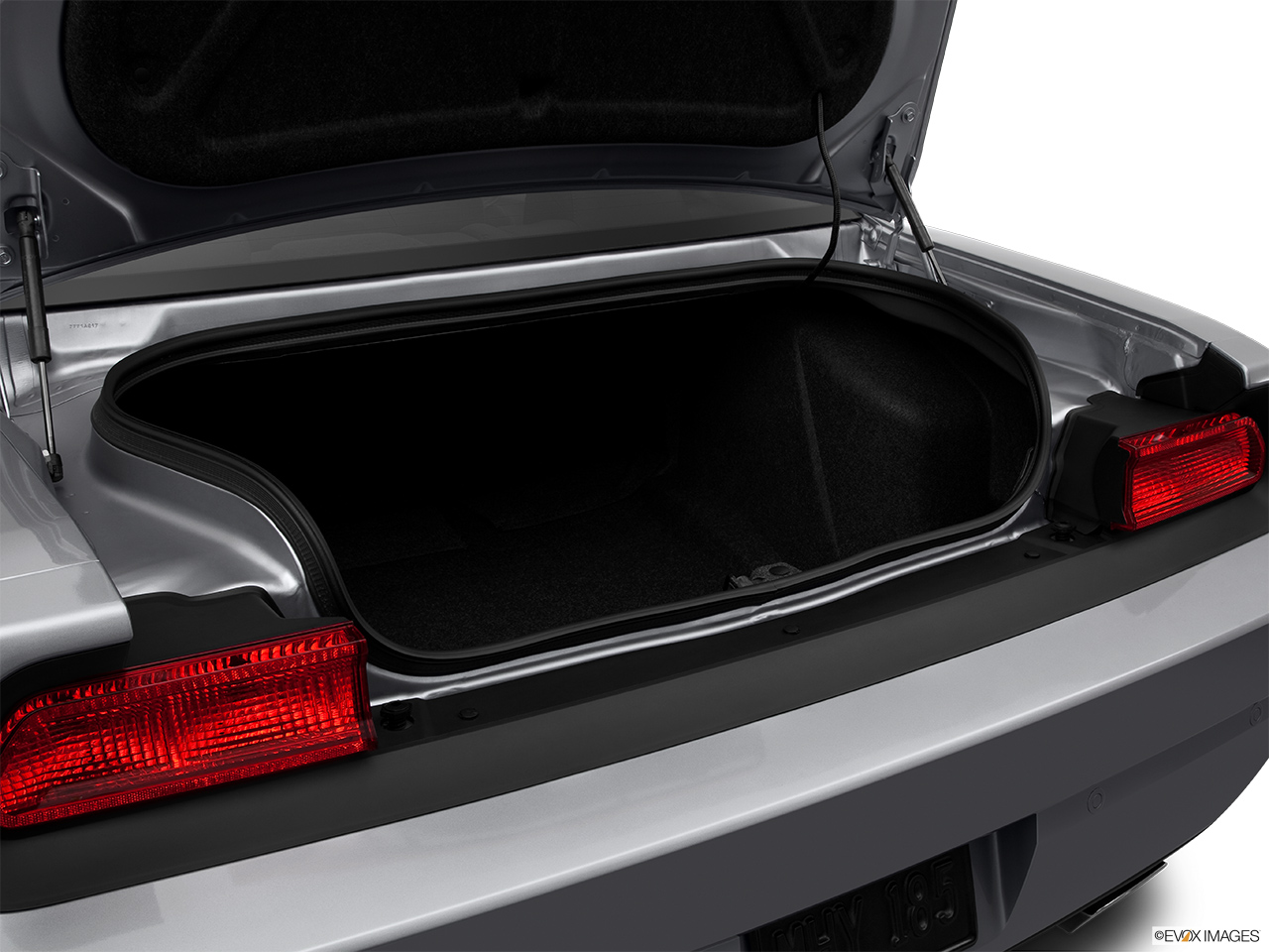 2015 Challenger >> 2015 Dodge Challenger SXT Coupe - Trunk open