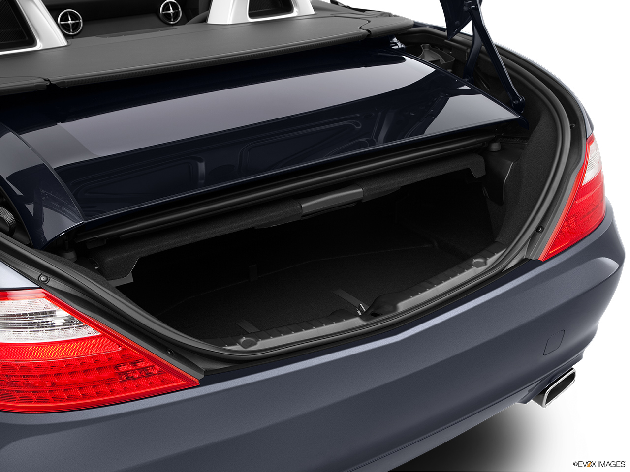 2015 Mercedes Benz Slk Class Roadster Slk350 Trunk Open