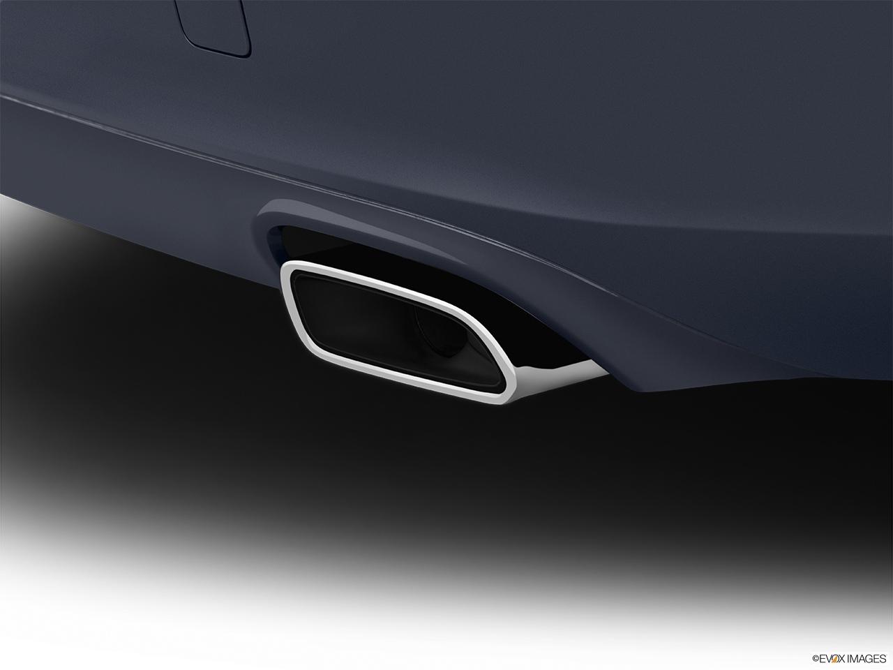 2015 Mercedes-Benz SLK-Class Roadster SLK350 - Chrome tip