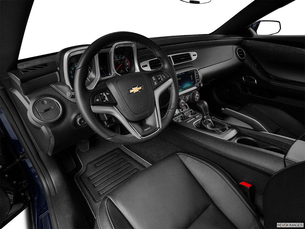 2015 Chevrolet Camaro SS W/2SS Coupe   Interior Hero (driveru0027s Side)