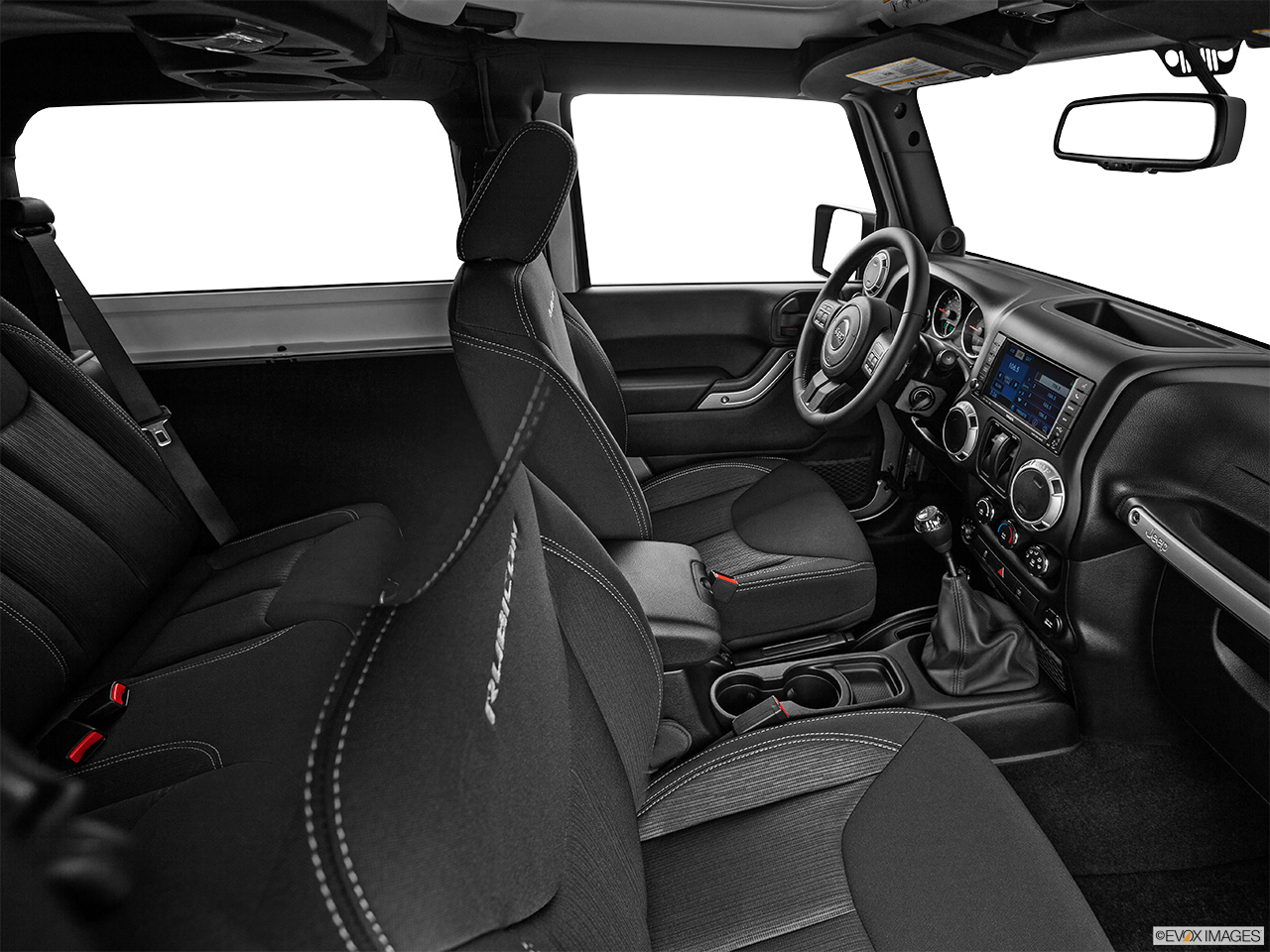 2014 jeep rubicon interior. 2014 jeep wrangler 4wd rubicon x fake buck shot interior from passenger b pillar