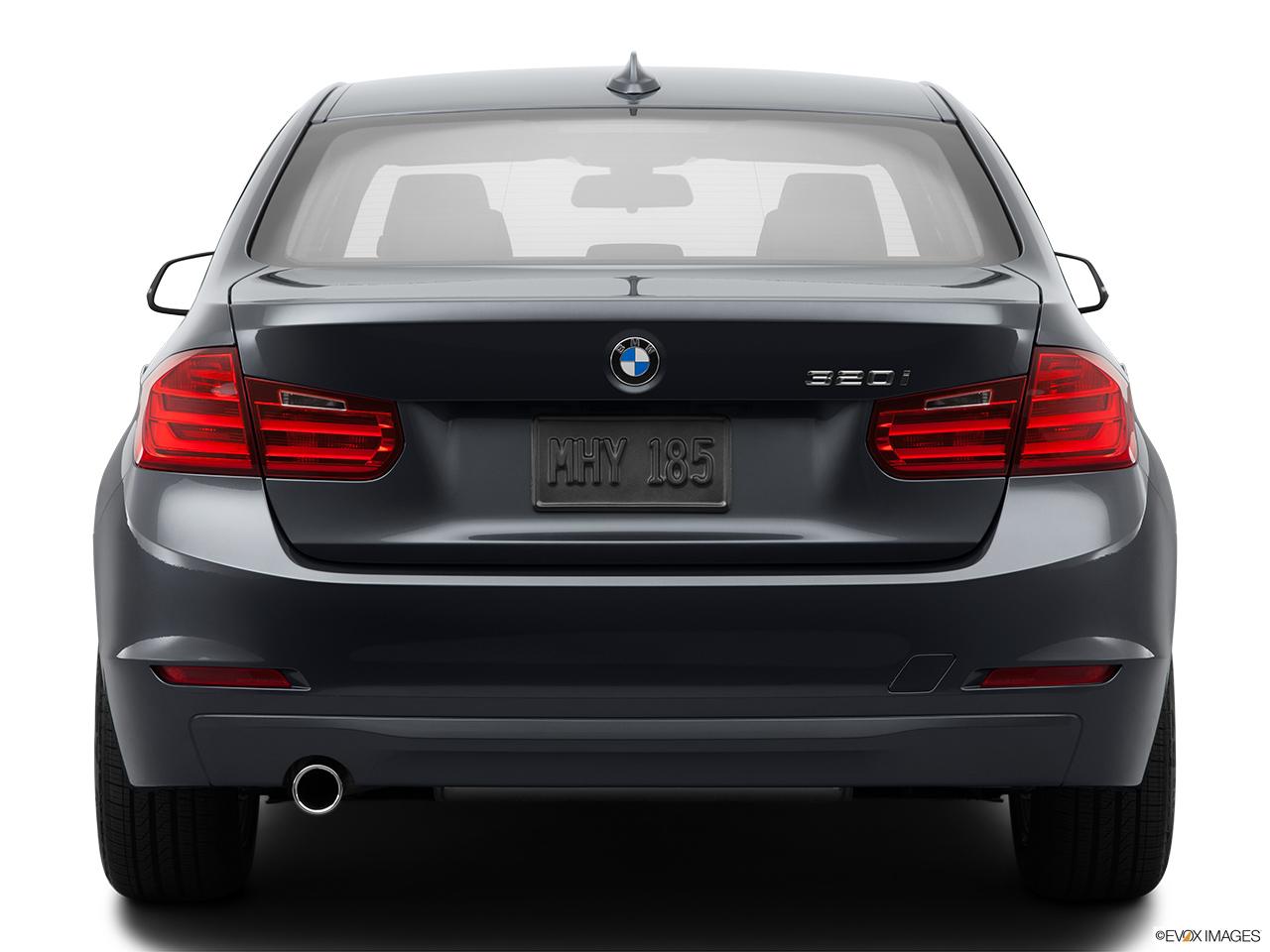 2015 BMW 3 Series Sedan 320i RWD South Africa
