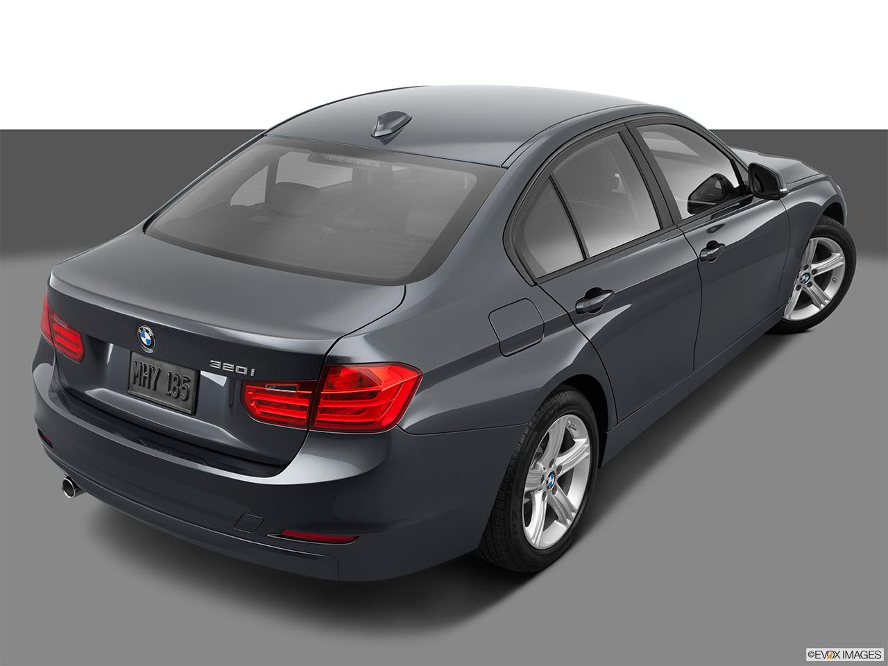 2015 BMW 3 Series Sedan 320i XDrive AWD South Africa