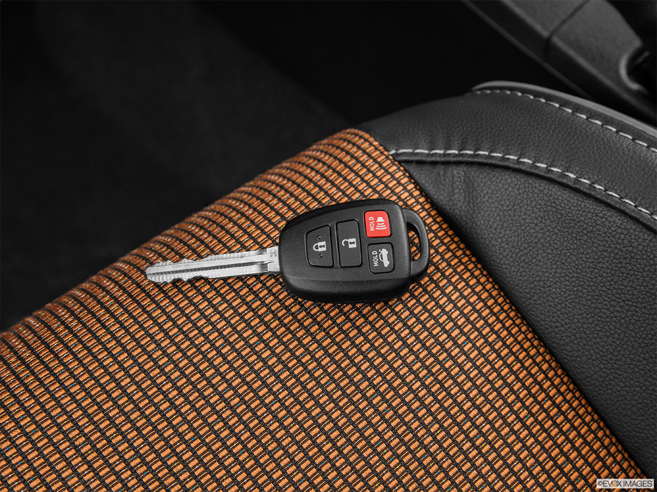 2014 Toyota Corolla Sedan Cvt S Key Fob On Driver S Seat