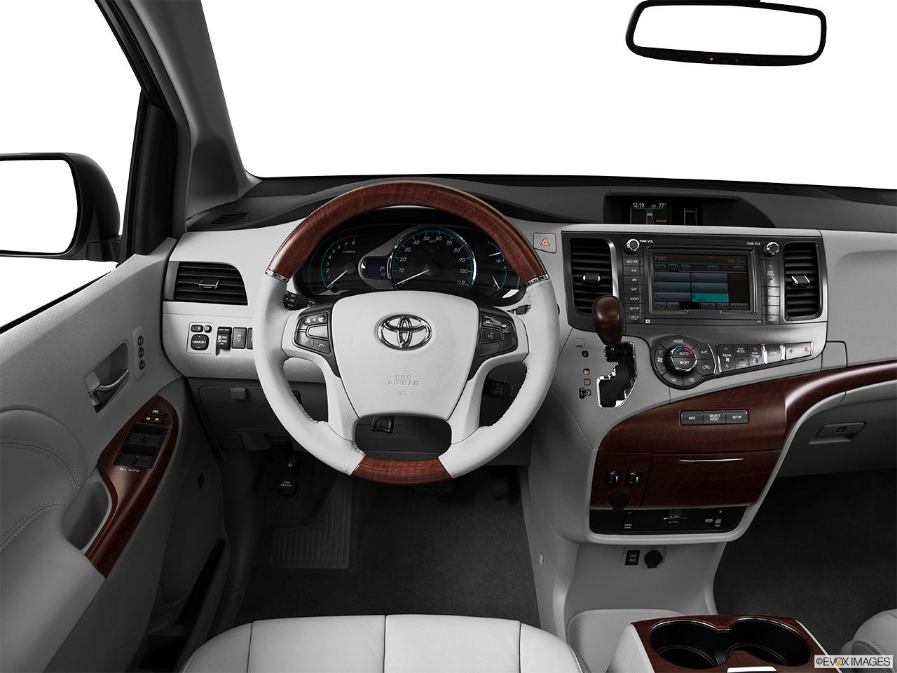 2014 Toyota Sienna 2014 Toyota Sienna Pass Van V6 Ltd Fwd