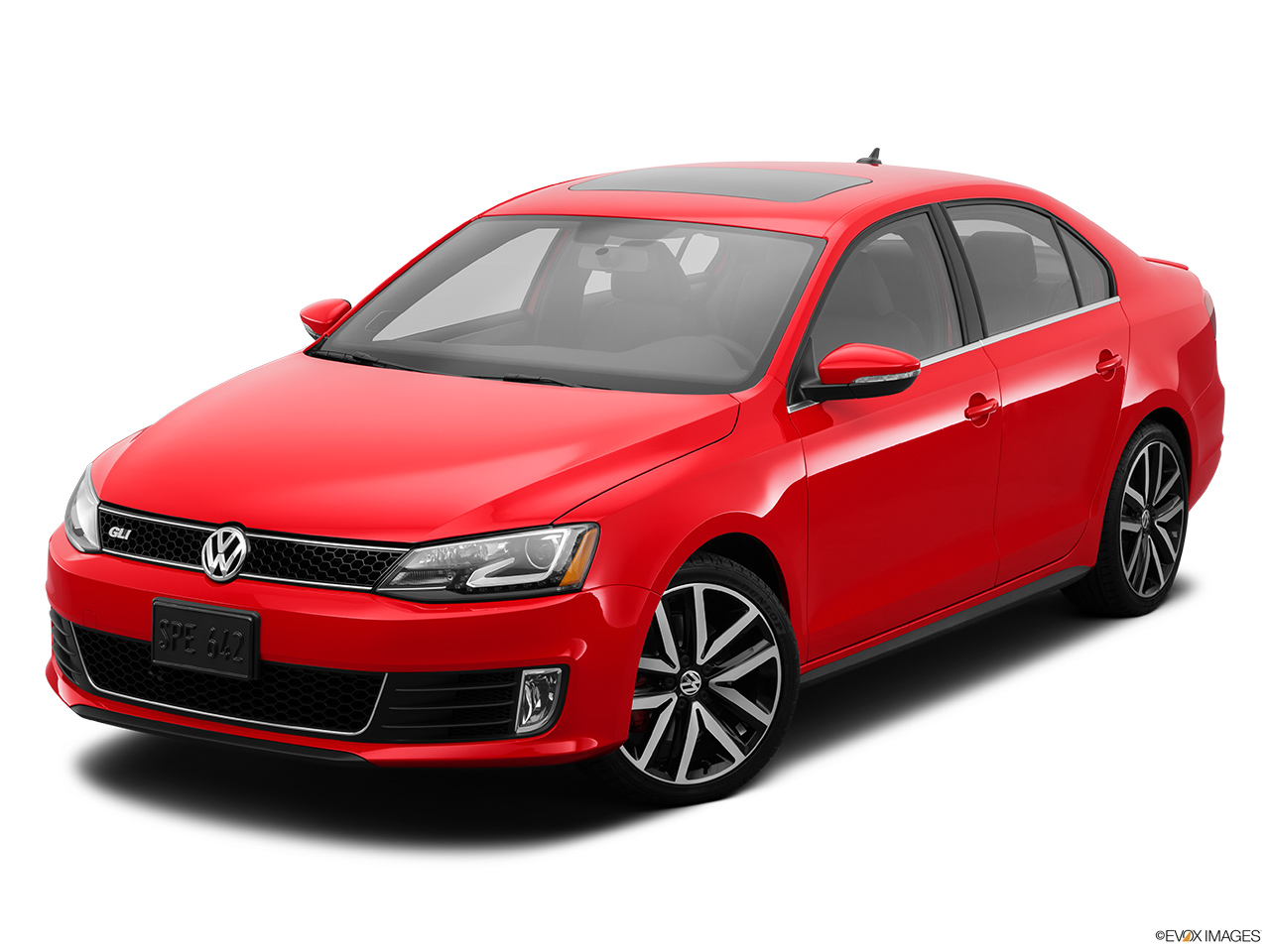 2014 Volkswagen Jetta Sedan DSG GLI Edition 30 W/Nav