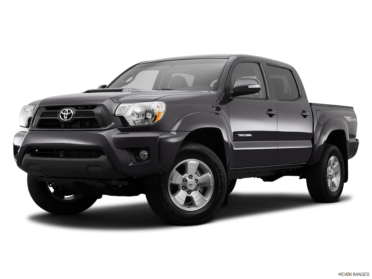 in trend quarter three cars motion access tacoma pro motor toyota cab front test first trd