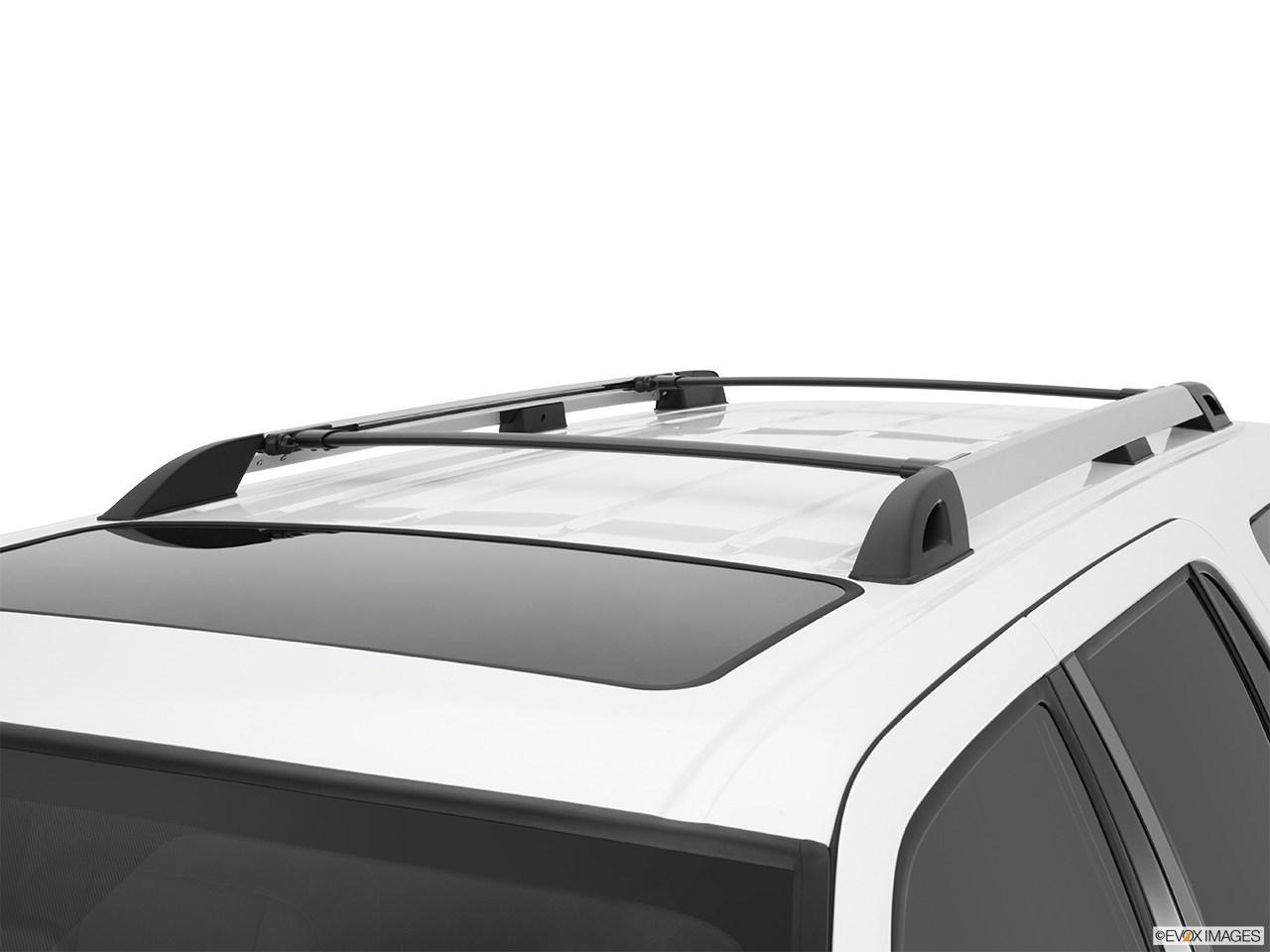 2014 Ford Expedition 4WD King Ranch   Roof Rack Props