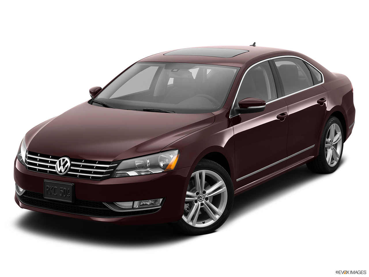 2014 VW Passat TDI SEL Premium, Detailed Walkaround - YouTube