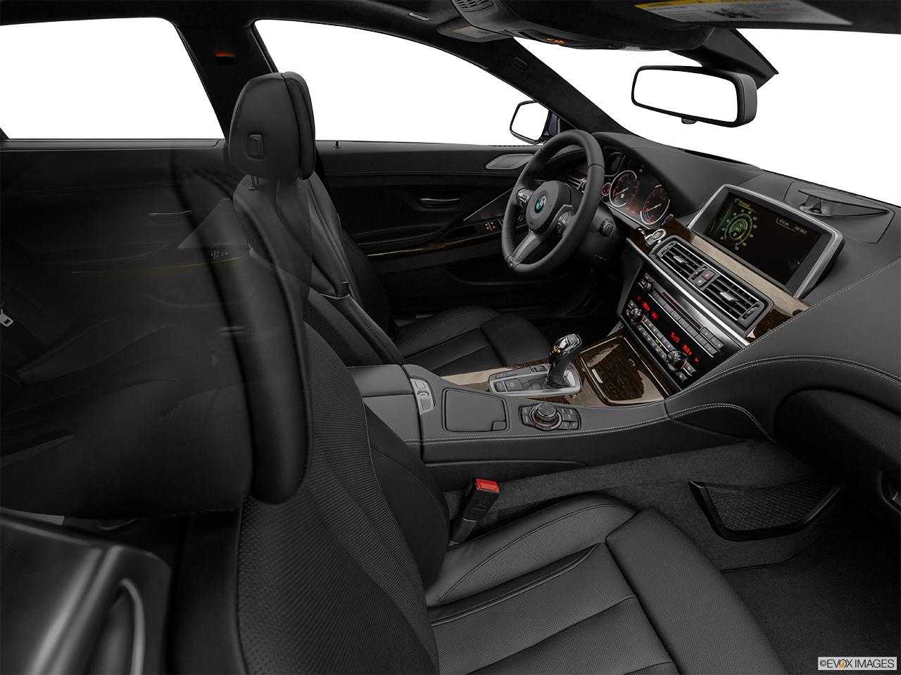 2015 BMW 6 Series Sedan 650i Gran Coupe
