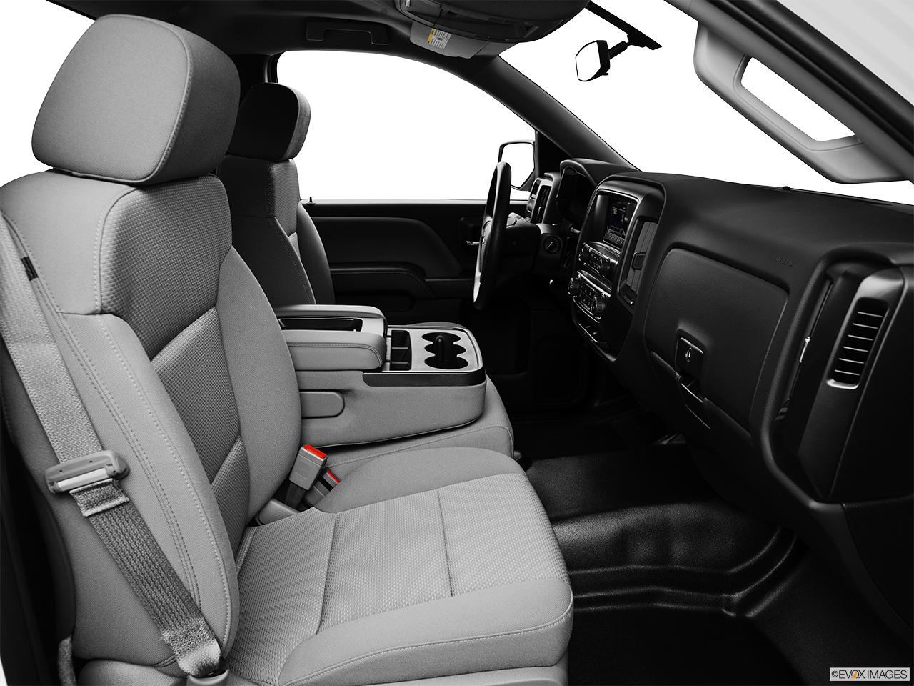 2015 Chevrolet Silverado 1500 4WD Reg Cab 1190 Work Truck