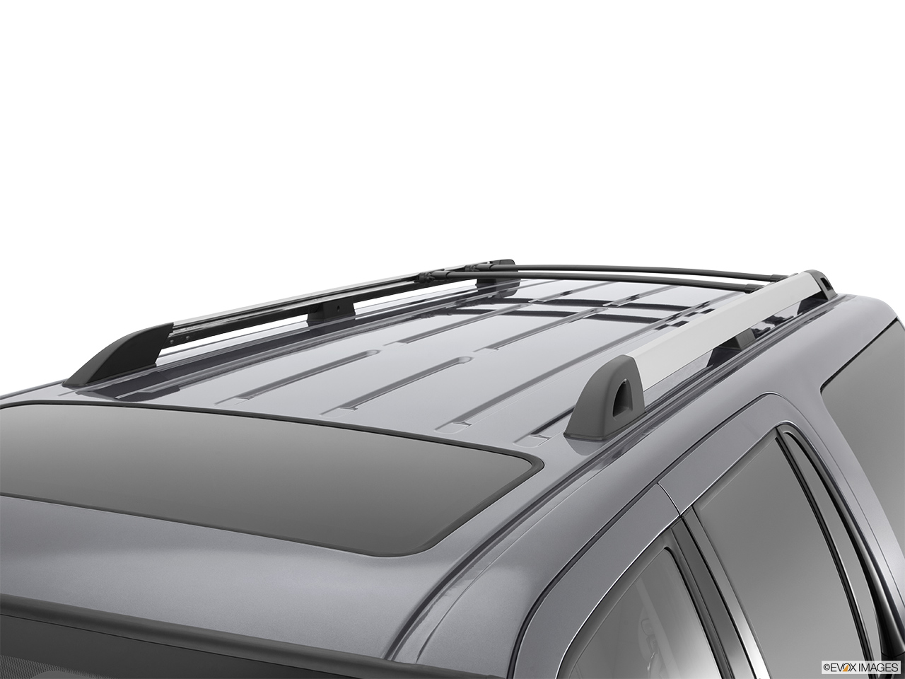 2014 Ford Expedition EL 2WD King Ranch   Roof Rack Props