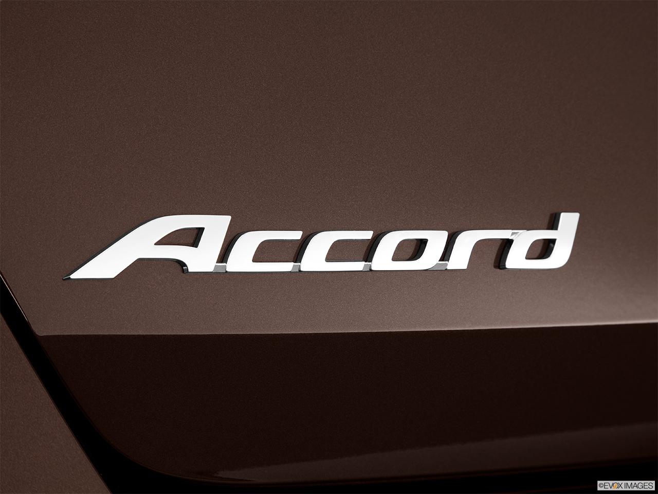 2015 Honda Accord Coupe I4 Manual EX