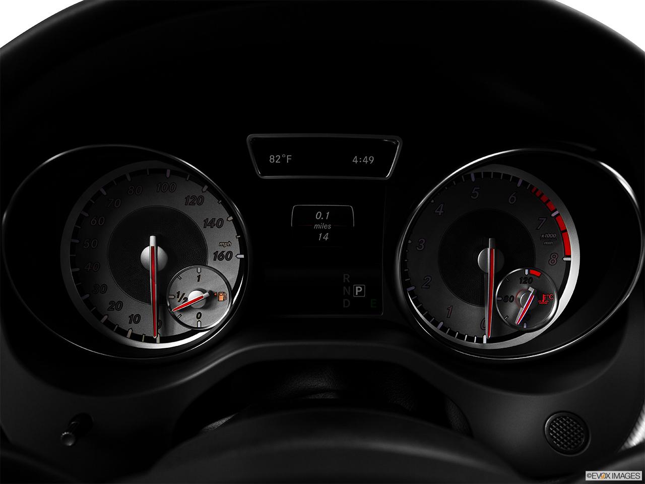 2014 Mercedes Benz Cla Class Sedan Cla250 Fwd