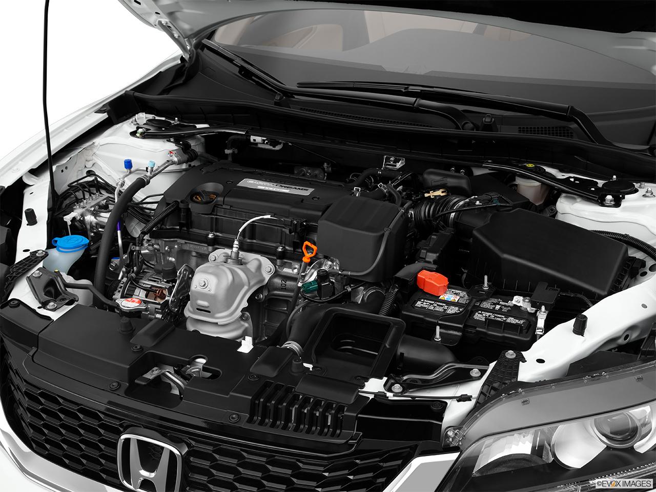 2015 Honda Accord Coupe V6 Auto Ex L W Navi Front Angle View