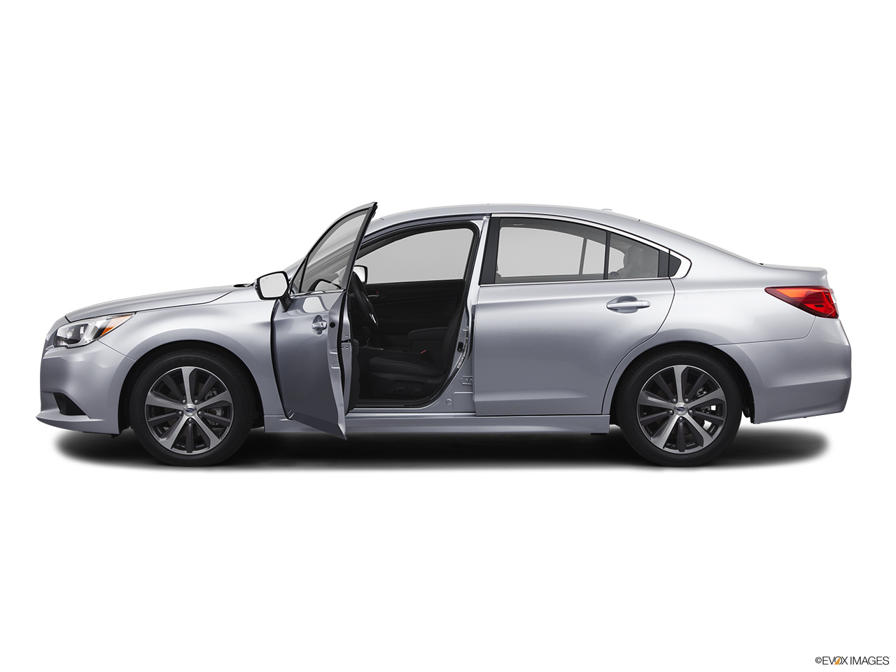 Subaru Legacy: Door open warning light