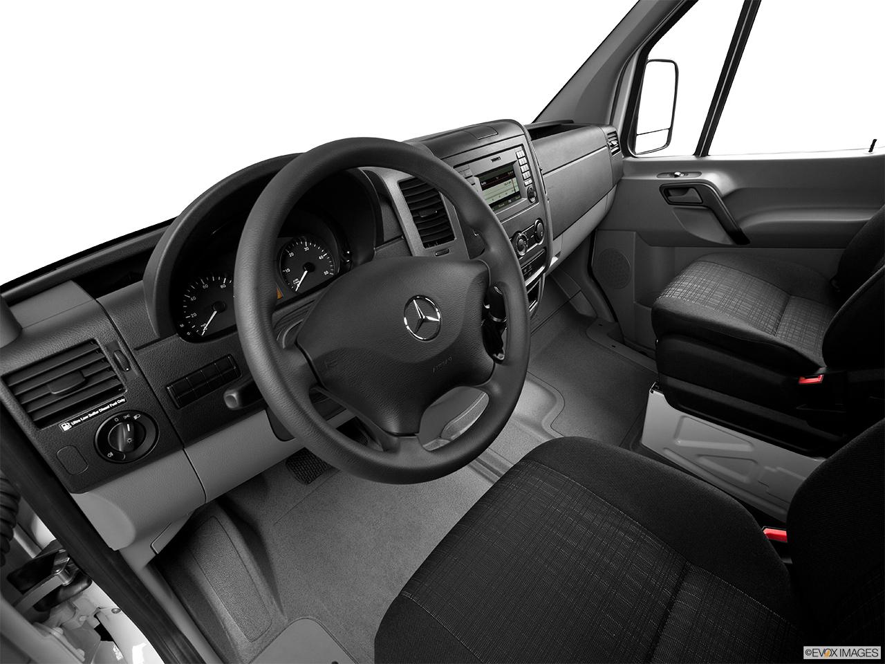 2015 Mercedes Benz Sprinter Cargo Vans 4wd 3500 170 Ext