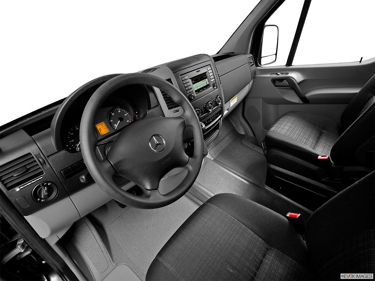 2015 Mercedes Benz Sprinter Passenger Vans 2500 170