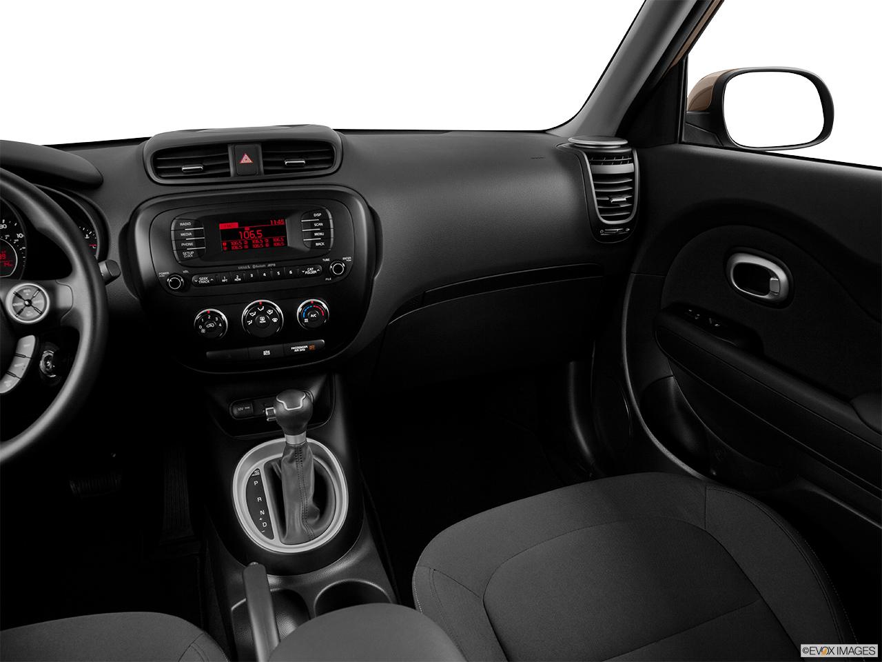 Kia Soul 2014 Base Interior 2014 Kia Soul Wagon Ma...