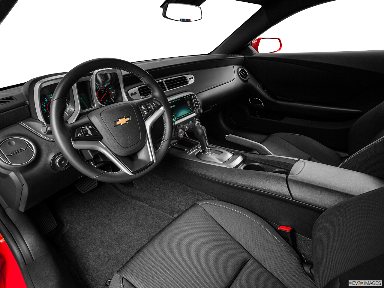 2015 Chevrolet Camaro LT W/2LT Coupe   Interior Hero (driveru0027s Side)