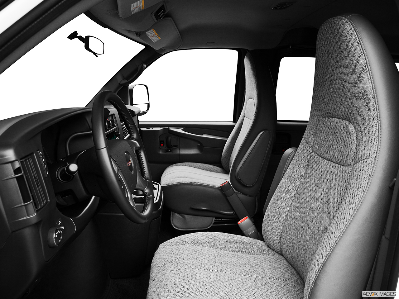 9268st1280051g 2014 gmc savana passenger rwd 3500 155 ls w2ls front seats from drivers sciox Images
