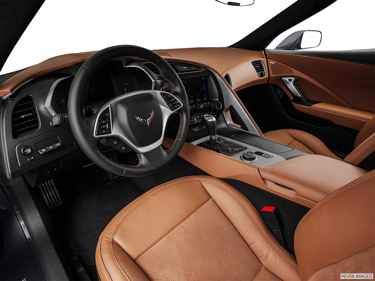 chevrolet corvette stingray interior. 2014 chevrolet corvette stingray coupe w1lt interior hero driveru0027s side